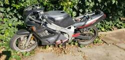 1990 Yamaha Fzr 600 Engine Motor Complete With Wiring And Ecu
