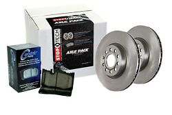 Centric Parts 905.65060 Disc Brake Upgrade Kit For 03-04 Ford F-350 Sd