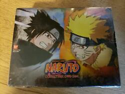Battle Of Destiny - Set 8 - Booster Box Of 24 Packs - Naruto Ccg Card Game - Sea