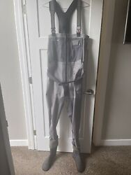 Simms G4 Waders Size Ll. size 11. Used Only Once