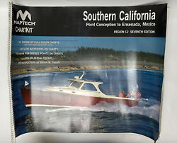 Maptech Chartkit Southern California 7th Edition Region 12