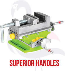 Tools Compound Cross Slide Vise Flat Vise Bench Clamp Drill Press Vise Clamp