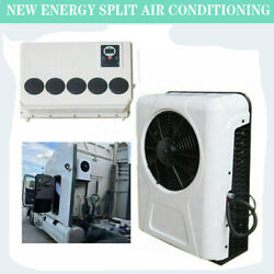 960w 12v Electric Air Conditioner 100 Electric A/c Unit Fits All Trucks Rv Bus