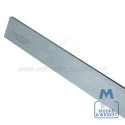 Moore And Wright Precision Engineers Straight Edge Meb-80-465-103