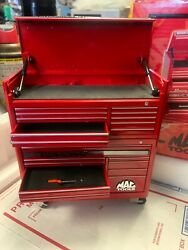 New Mac Tools Miniature Limited Edition Tool Box Cabinet Bank 112 Scale Replica