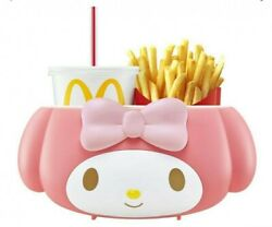 Mcdonald's My Melody Food And Drink Holder Sanrio Limited Japan Holder For Car