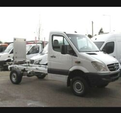 Wrecking Mercedes Sprinters Ncv3 2006 - 2018 Only