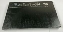 1977 Us Mint Proof Set In Original Government Packaging