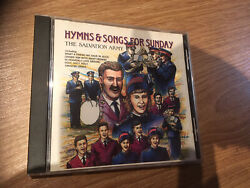 Salvation Army Band - Hymns And Songs For Sunday Band Cd Yevg Rare