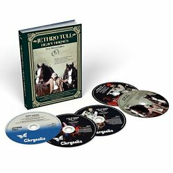Jethro Tull Heavy Horses New Shoes Edition 3cd+2dvd+96 Page Book - Sealed