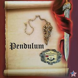 Box Witchcraft Kit Starter Ritual Magic Pendulum Wicca Altar Tools Witch Spell 1