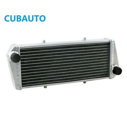 2 Rows Cooling Radiator For Ultralight Rotax 912i 912 914 Ul 4-stroke Engine