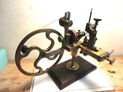Antique Watchmakers Rounding Up/topping Tool