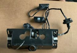 2017 2018 2019 Ford Escape Rear View Backup Camera Gj5t-19g490-ad Oem W Mount
