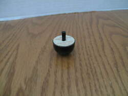 Vintage Spinning Top Toy Advertising Bill's Mobile Service Station Elgin, Il Gas