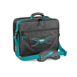 Genuine Makita Technician Laptop Bag And Tool Holder Holster Pouch Storage E-05505