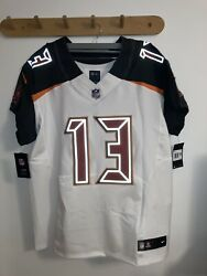 Authentic Mike Evans Tampa Bay Buccaneers Nike Vapor Elite Jersey Sold Out Sz 48