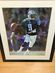 Steve Mcnair Tennessee Titans Original Authentic Signed 16x20 Photo