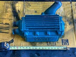 Volvo Penta D Series D6/charge Air Cooler W/ Elbow 3582786