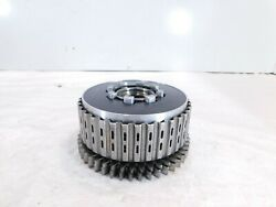 2008-2010 Victory Hammer Kingpin Vegas Vision Clutch Basket And Plates Assembly