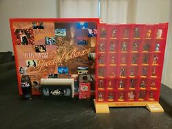 Final Fantasy Coca Cola Special Box With Matching Promo Items