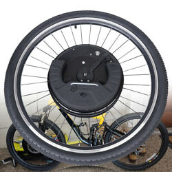 Front Wheel Electric Bicycle Conversion Kit E-bike Cycling Motor 800w W/charger