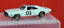 1/64 Scale 1969 Dodge Charger White General Lee Custom Dukes Of Hazzard