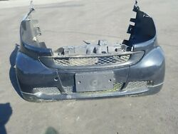 08-15 Smart Car Fortwo For Two Front Bumper Fender Grill Valance Genuine Oem