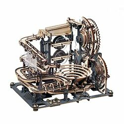 Marble Run 3d Wooden Puzzles For Adults, Mechanical Model Kits, Christmas
