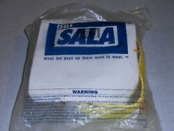 Capital Safety Dbi-sala 1000004 Tongue Buckle Belt D-ring 3 Pad Large New