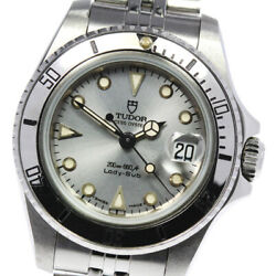 Tudor Princess Oyster Date Lady Sub 96090 Cal.2671 Automatic Ladies Watch_627834