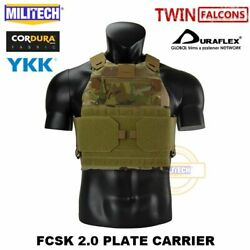 Tactical Molle Plate Carrier Vest Gear Holder Military Combat Hunting Airsoft