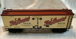 Mth Premier Fort Pitt Special Beer Wood Side Reefer Car Pittsburgh Brewing.