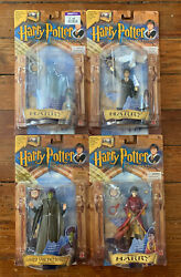 Harry Potter And The Sorcerers Stone Wizards Collection 4 Mint