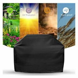 Bbq Gas Grill Cover Waterproof Heavy Duty Protection Cover For Outdoor Barbecue