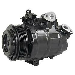 Four Seasons A/c Compressor 97332 Compatible With Ford
