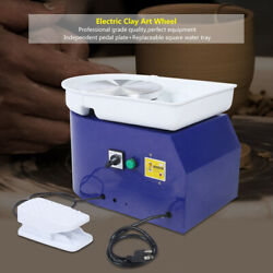 Art Wheel Pottery Machine Low Noise Good Performance For Pottery Shop For Home