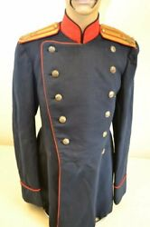 Imperial Russian Officer Dress Uniform Tunic Pre Wwi