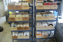 Approx 3500 Vinyl 45 Rpm Records Mostly Rock Country From 1960and039s - 1990and039s