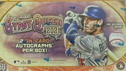 2021 Topps Gypsy Queen **SINGLES*** Complete your set FREE SHIPPING $1.24