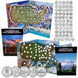 Basic Coin Collecting Starter Kit First Year State Quarters And First Year Park