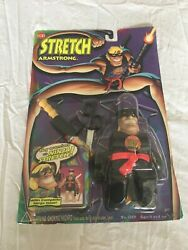 Rare Ninja Stretch Armstrong Nib Cap Brand 1249 From 1994, Complete W/ All Gear