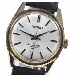 Seiko Road Marvel 36000 Antique Hand-rolled Verygood 3249