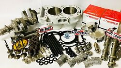 14-16 Xp 1000 Xp1000 Hotcams Hot Cams Complete Bottom End Rebuild Top Engine