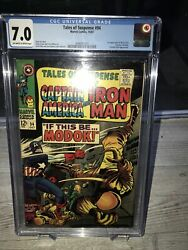 Captain America Lot W/1st Modok, Tv Show, Kirby, Early Cap Issues