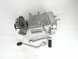 Four Speed Gear Box With Lever Suitable For Royal Enfield 350cc Re190