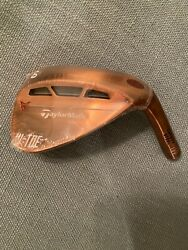 Taylormade Milled Grind Hi-toe 60 10 Bounce Head Only