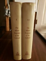 The Minor Tractates Of The Talmud Soncino Exc Cond