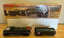 Lionel The Great Northern 6-3100 4-8-4 Magne-traction Steam Locomotive
