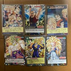 Itand039s Possible Dragon Ball Card Game Rare Sp6 Sheets
